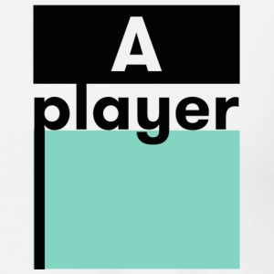 A Player tshirt - Men's Premium T-Shirt