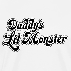 Daddy's Lil Monster - Men's Premium T-Shirt