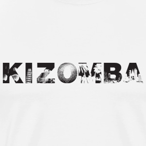 Kizomba_city - Men's Premium T-Shirt