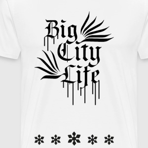 Big City Life - Men's Premium T-Shirt