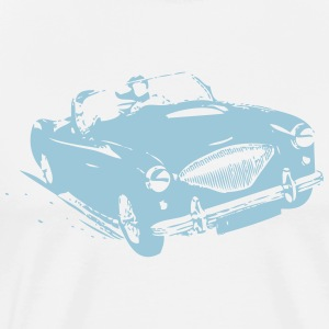 fast car - Men's Premium T-Shirt