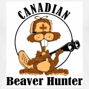 Canadian Beaver Hunter