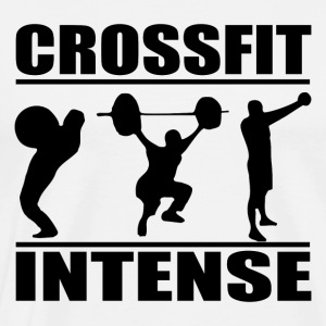 Cool Crossfit Intense - Men's Premium T-Shirt