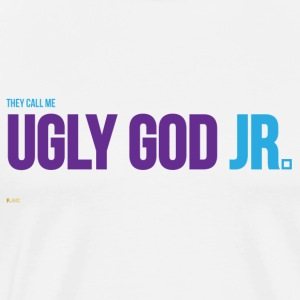 UGLY GOD JR. - Men's Premium T-Shirt