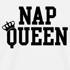 Nap Queen - Men's Premium T-Shirt
