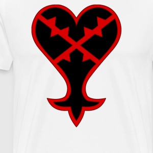 heartless - Men's Premium T-Shirt