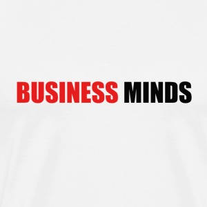 BUSINESS MINDS - Men's Premium T-Shirt