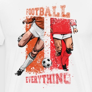 Football is Everything - Men's Premium T-Shirt