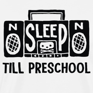 No Sleep Till Preschool - Men's Premium T-Shirt