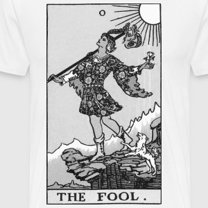 00 the fool - Men's Premium T-Shirt