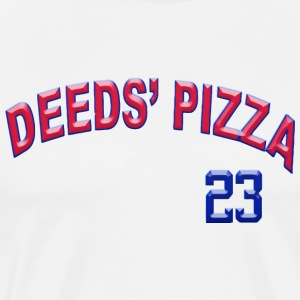 Deeds Pizza Mr - Men's Premium T-Shirt