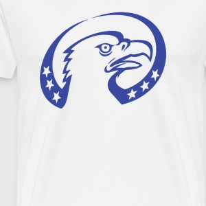 Bald Eagle - Men's Premium T-Shirt