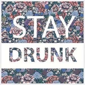stay drunk - Men's Premium T-Shirt
