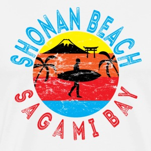 Shonan Beach - Men's Premium T-Shirt