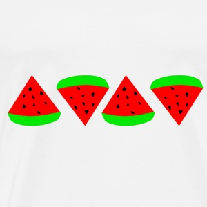 watermelon fruit - Men's Premium T-Shirt