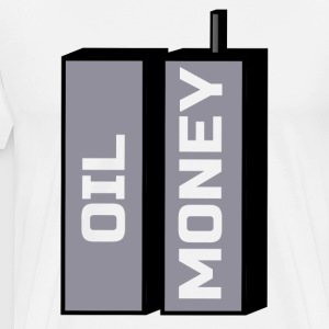Oil Money - Men's Premium T-Shirt