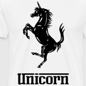 Unicorn Ferari Gift Shirt High Quality - Men's Premium T-Shirt
