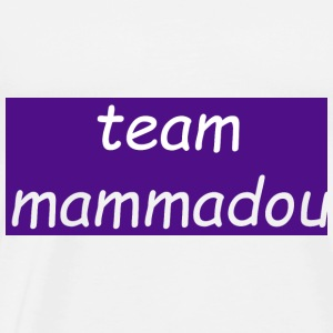 team mammadou! - Men's Premium T-Shirt
