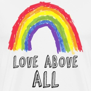 Love Above All Gay Pride