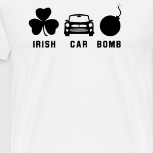 Irish Car Bomb - Men's Premium T-Shirt