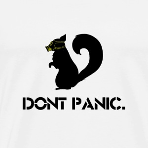 DONT PANIC - Men's Premium T-Shirt