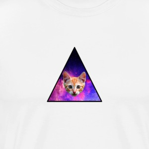 Illuminati Cat - Men's Premium T-Shirt