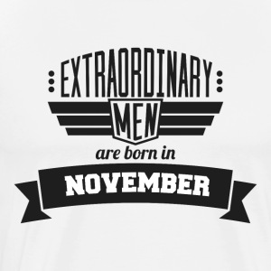 11 Extraordinary November - Men's Premium T-Shirt