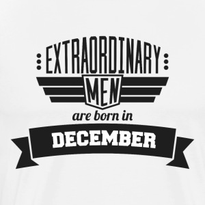 12 Extraordinary December - Men's Premium T-Shirt