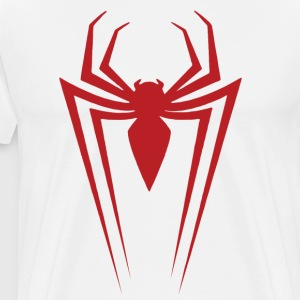 Marvel Spider Man Icon Graphic T Shirt - Men's Premium T-Shirt