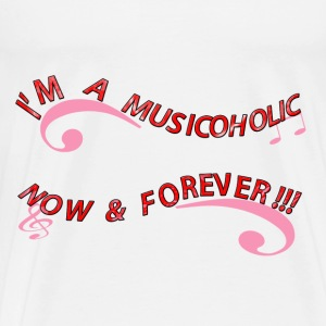 Music1 - Men's Premium T-Shirt