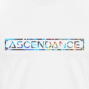 ASCENDANCE GRAFFITI - Men's Premium T-Shirt