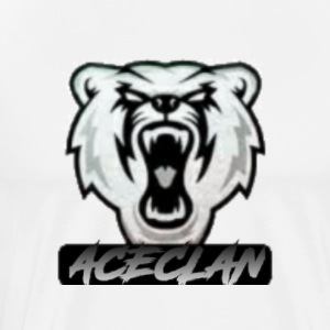 Ace esports sweaters - Men's Premium T-Shirt