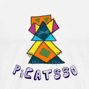 Picatsso - Men's Premium T-Shirt