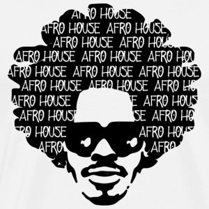Afrohouse_head - Men's Premium T-Shirt