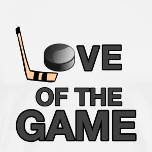 Love of The Game - Men's Premium T-Shirt