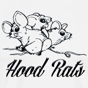 hoodrats - Men's Premium T-Shirt
