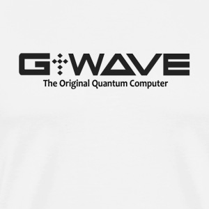 G-WAVE - The Original Quantum Computer - Men's Premium T-Shirt