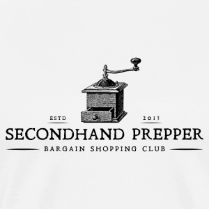 Secondhand Prepper Light Gear - Men's Premium T-Shirt