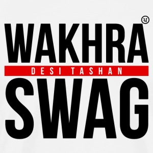 Wakhra Swag B - Men's Premium T-Shirt