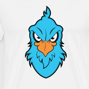 Angry Eagle - Men's Premium T-Shirt