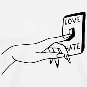 Love and Hate Switch - Toxic Relationship
