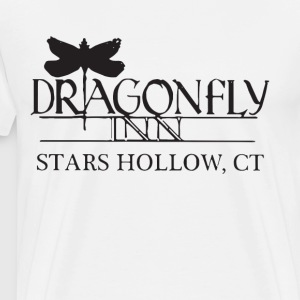 dragonfly inn stars hollow ct - Men's Premium T-Shirt