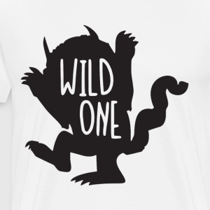 Wild One Shirt Wild Things Party Where The Wild Th - Men's Premium T-Shirt