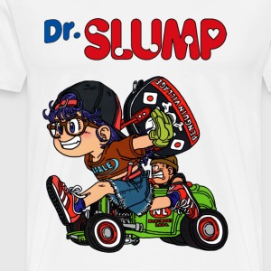 Dr. Slump - Men's Premium T-Shirt