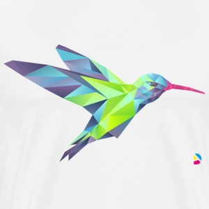AD Geometric Hummingbird