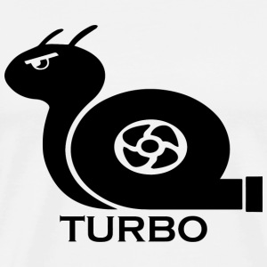 Turbo Snail - Turbo Snail - Men's Premium T-Shirt