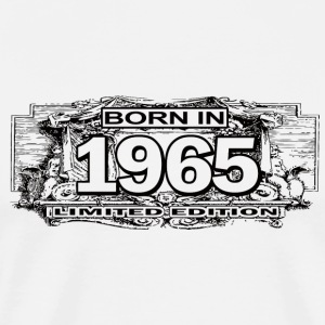 1965 - born in 1965 limited edition - Men's Premium T-Shirt