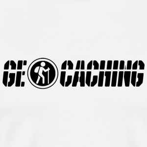 Geocacher - Geocaching - Men's Premium T-Shirt