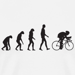 Cycling - Evolution Cycling - Men's Premium T-Shirt