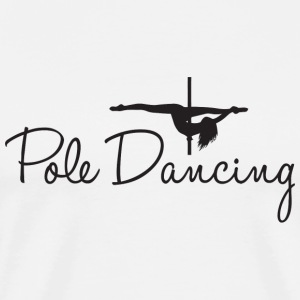 Poledance - Pole Dancing - Men's Premium T-Shirt